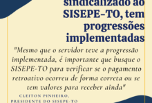 Photo of Fiscal ambiental, sindicalizado ao SISEPE-TO, tem progressões implementadas
