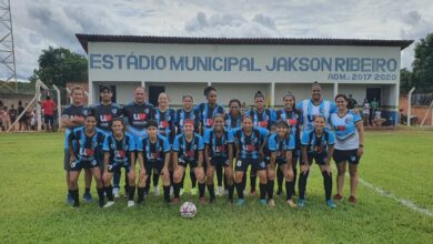 Photo of Grêmio Tocantins/ Union Life disputa vaga para a semifinal do Campeonato Feminino